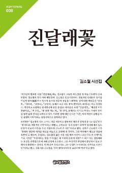 진달래꽃(큰글한국문학선집008)