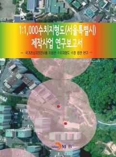 1:1,000수치지형도(서울특별시) 제작사업 연구보고서
